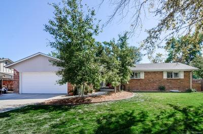 Lakewood Single Family Home Under Contract: 2122 South Yukon Street