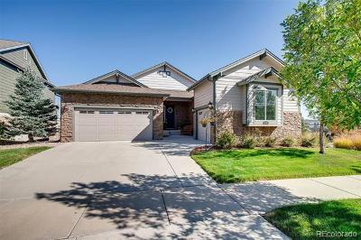 Aurora Single Family Home Active: 8766 South Buchanan Way