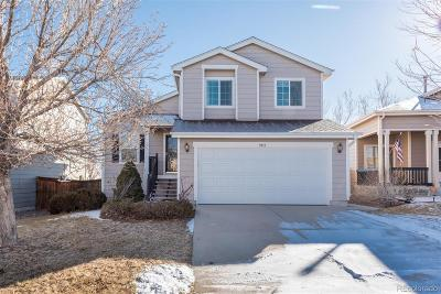 Highlands Ranch Single Family Home Under Contract: 9951 Aftonwood Street