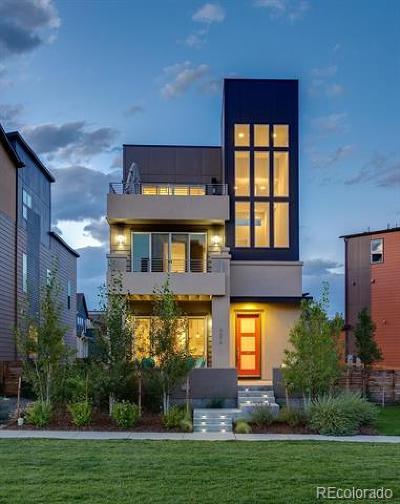 Denver Single Family Home Active: 6696 Warren Drive