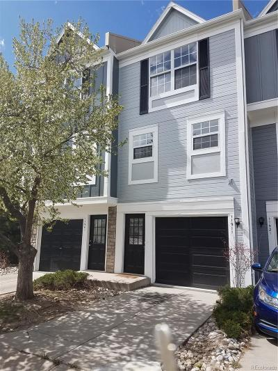 Aurora Condo/Townhouse Under Contract: 11911 East Tennessee Avenue