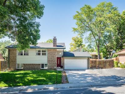 Arvada Single Family Home Under Contract: 8395 Yarrow Street