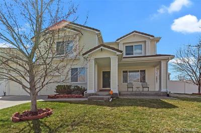 Denver County Single Family Home Active: 21208 East 50th Avenue