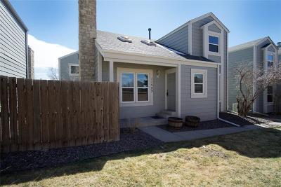 Aurora, Denver Single Family Home Active: 11523 East Cornell Circle