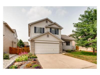 Castle Rock Single Family Home Under Contract: 4219 Deer Watch Drive