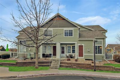 Boulder County Condo/Townhouse Active: 805 Summer Hawk Drive #66