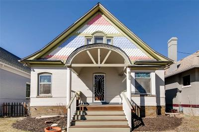 Single Family Home Under Contract: 835 South Pennsylvania Street
