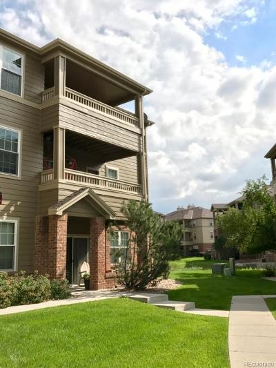Parker Condo/Townhouse Under Contract: 12814 Ironstone Way #302