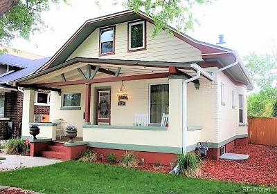 Denver Single Family Home Active: 4320 Federal Boulevard