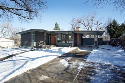 Littleton CO Single Family Home Sold: $525,000