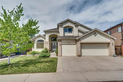 Highlands Ranch Single Family Home Active: 9389 Desert Willow Trail
