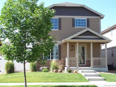 Berthoud Single Family Home Active: 1411 Mount Meeker Avenue