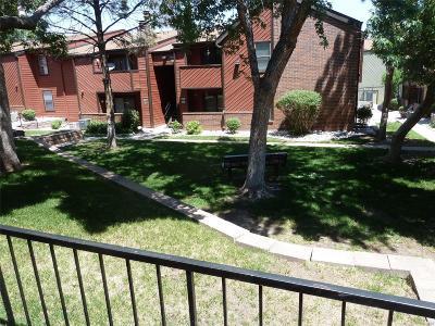 Aurora Condo/Townhouse Under Contract: 11915 East Harvard Avenue #207