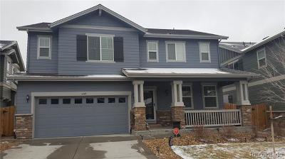 Aurora Single Family Home Active: 6345 South Harvest Street