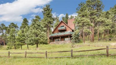 Evergreen Single Family Home Under Contract: 5898 Lone Peak Drive