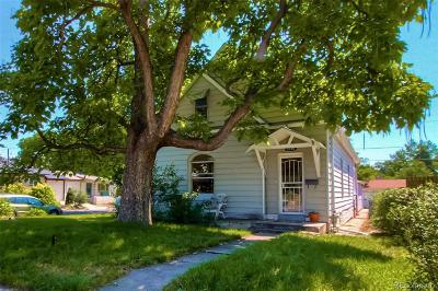 Single Family Home Active: 3344 Meade Street