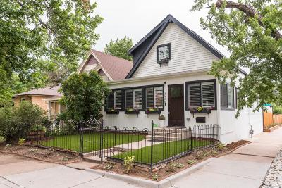 Denver CO Single Family Home Active: $799,900