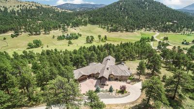 Evergreen Single Family Home Under Contract: 1644 Pinedale Ranch Circle