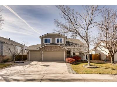 Aurora Single Family Home Active: 18438 East Amherst Drive