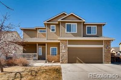 Weld County Single Family Home Active: 547 Draw Street