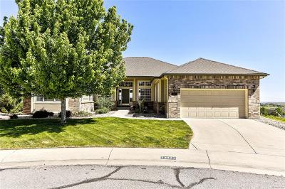 Castle Pines Single Family Home Under Contract: 12441 Topaz Vista Way