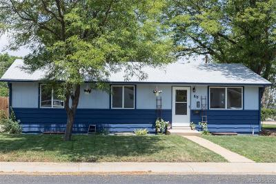 Lafayette Single Family Home Under Contract: 819 East Cleveland Street