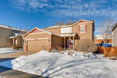 Highlands Ranch Single Family Home Under Contract: 10038 Strathfield Lane