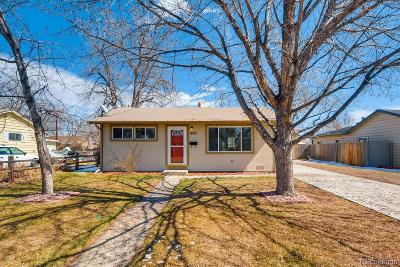 Denver Single Family Home Under Contract: 1630 South Wolcott Court