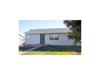 Denver Single Family Home Active: 5022 West Nevada Place