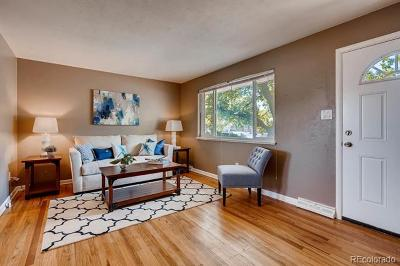 Wheat Ridge Condo/Townhouse Active: 10715 West 48th Avenue