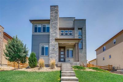 Commerce City Single Family Home Under Contract: 10182 Southlawn Circle #2