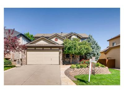 Highlands Ranch Single Family Home Under Contract: 69 Burgundy Drive
