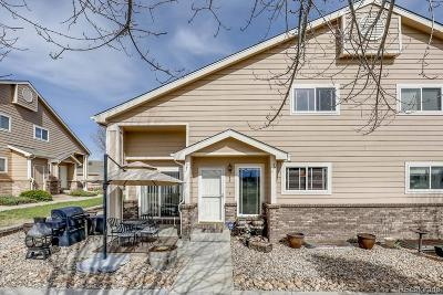 Longmont Condo/Townhouse Under Contract: 1601 Great Western Drive #D1