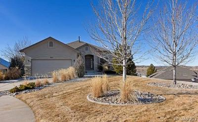 Castle Rock Single Family Home Active: 665 Easton Court