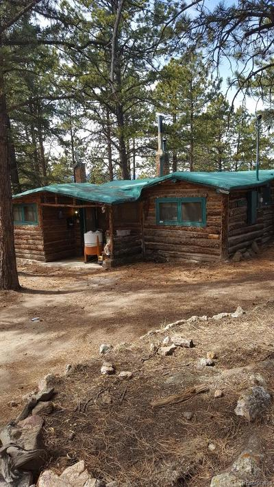 Pine Single Family Home Under Contract: 34522 Whispering Pines Trail