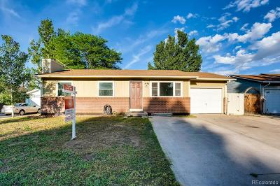Fort Lupton Single Family Home Active: 908 Lancaster Avenue
