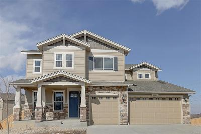 Castle Rock Single Family Home Active: 4380 Sidewinder Loop
