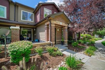 Highlands Ranch Condo/Townhouse Active: 6494 Silver Mesa Drive #C