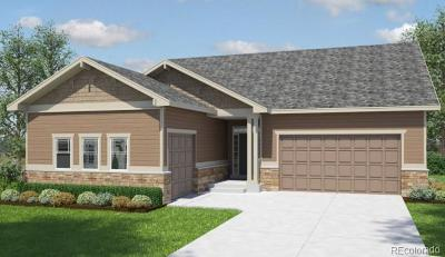 Castle Rock Single Family Home Active: 1300 Sidewinder Circle