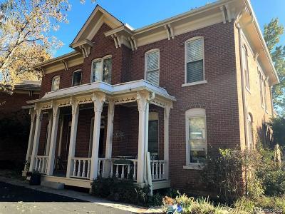 Boulder Condo/Townhouse Under Contract: 1237 Elder Avenue