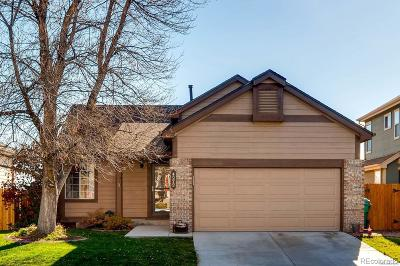 Broomfield Single Family Home Active: 4272 Hawthorne Drive