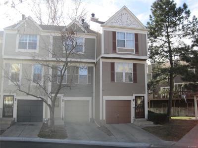 Denver Condo/Townhouse Active: 1699 South Trenton Street #98