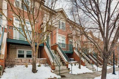 Denver Condo/Townhouse Under Contract: 60 Garfield Street #D
