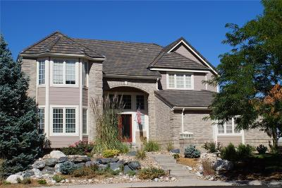 Highlands Ranch Single Family Home Active: 1147 Jesse Court