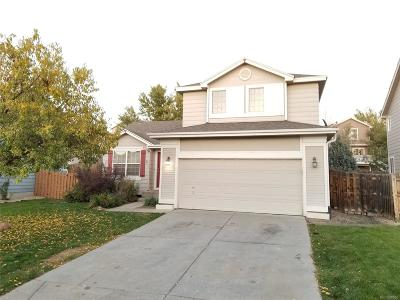 Centennial Single Family Home Active: 21855 East Powers Drive