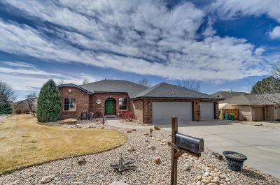 Milliken Single Family Home Active: 106 Eagle Drive