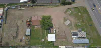 Golden Residential Lots & Land Active: 15850 West Colfax Avenue