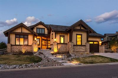 Highlands Ranch Single Family Home Under Contract: 11 Flowerburst Way