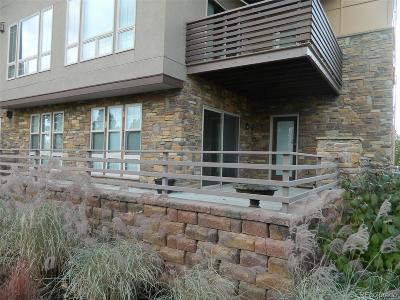 Denver Condo/Townhouse Sold: 85 Rampart Way #206