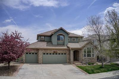 Douglas County Single Family Home Active: 7610 Bison Court